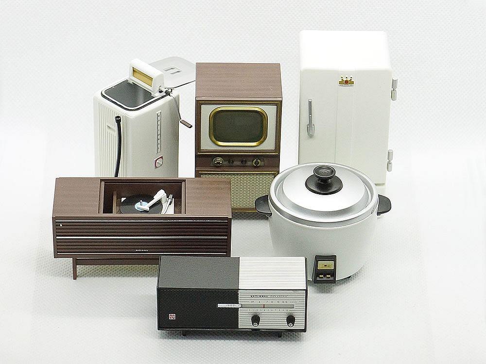 なつかしの家電コレクション