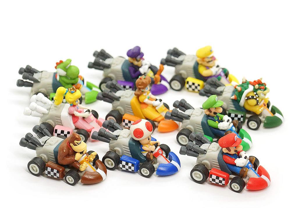 マリオカート Wii プルバックカー